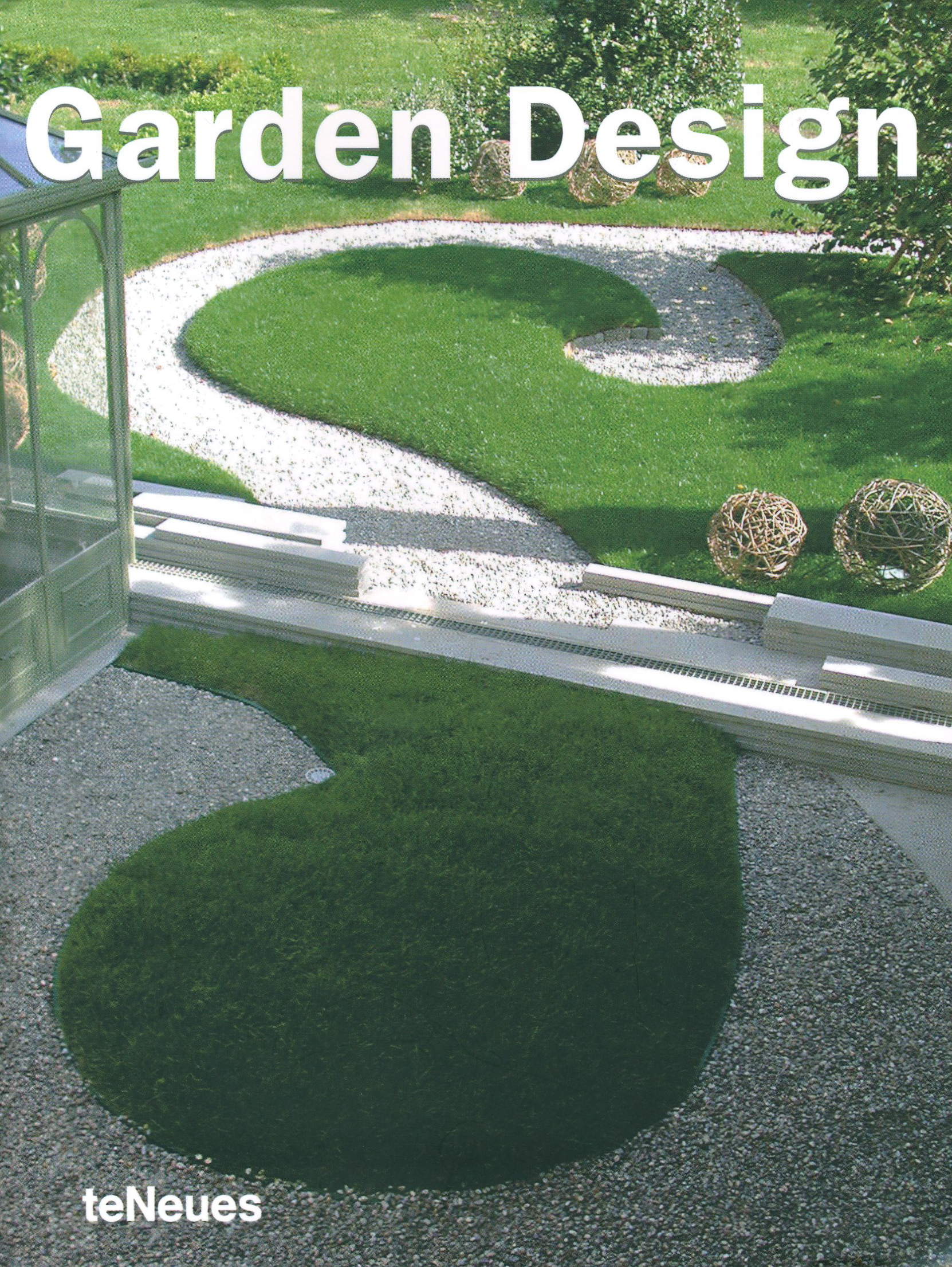 Contemporary Garden Design Book