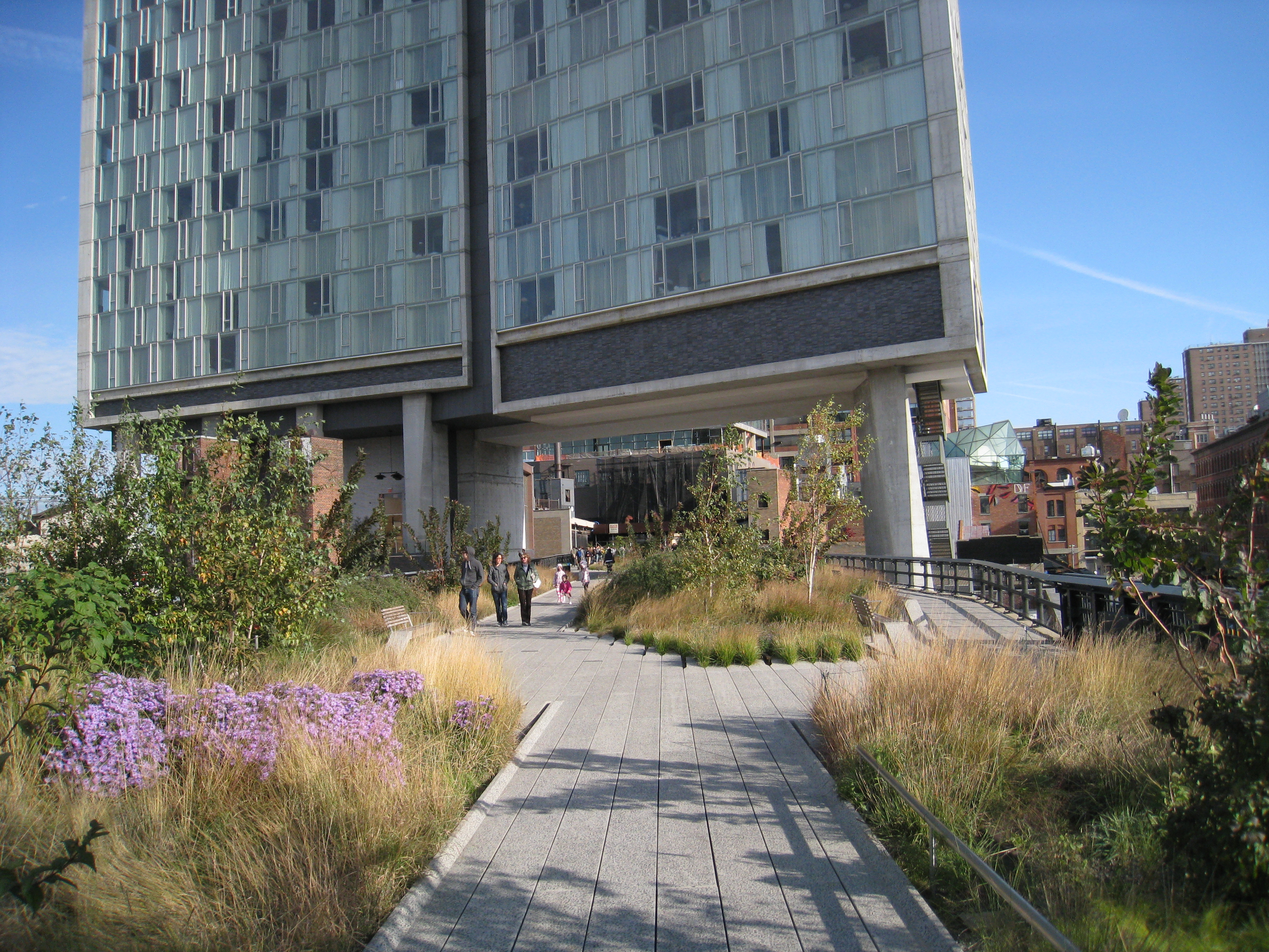 high line park new york landscapeislapinski. Black Bedroom Furniture Sets. Home Design Ideas